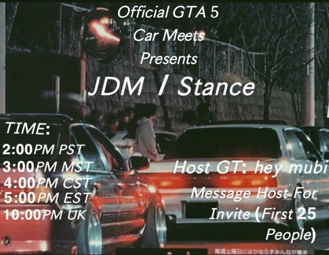 Q&A: Question - GTA 5 Car Meet! image 2