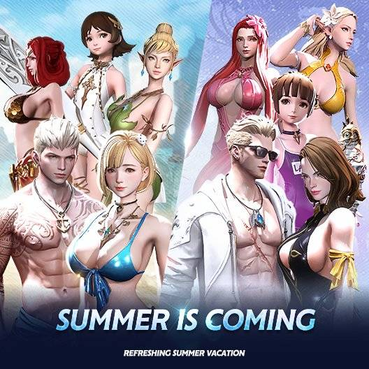 Hundred Soul : The Last Savior: event - [Event Notice] Refreshing Summer Vacation image 10