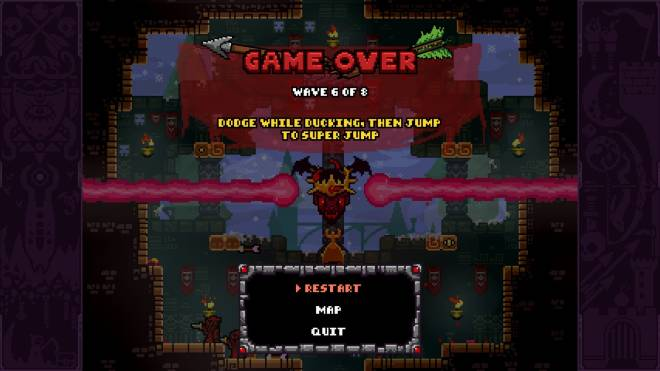 Indie Games: General - First Impressions: TowerFall Ascension image 10