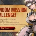 [Event] Random Mission Challenge (7/28~8/24 CDT)