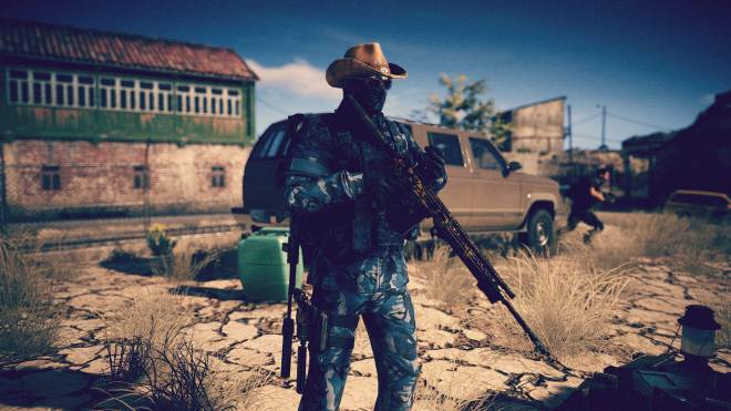 Ghost Recon: General - Greetings from Bolivia image 1