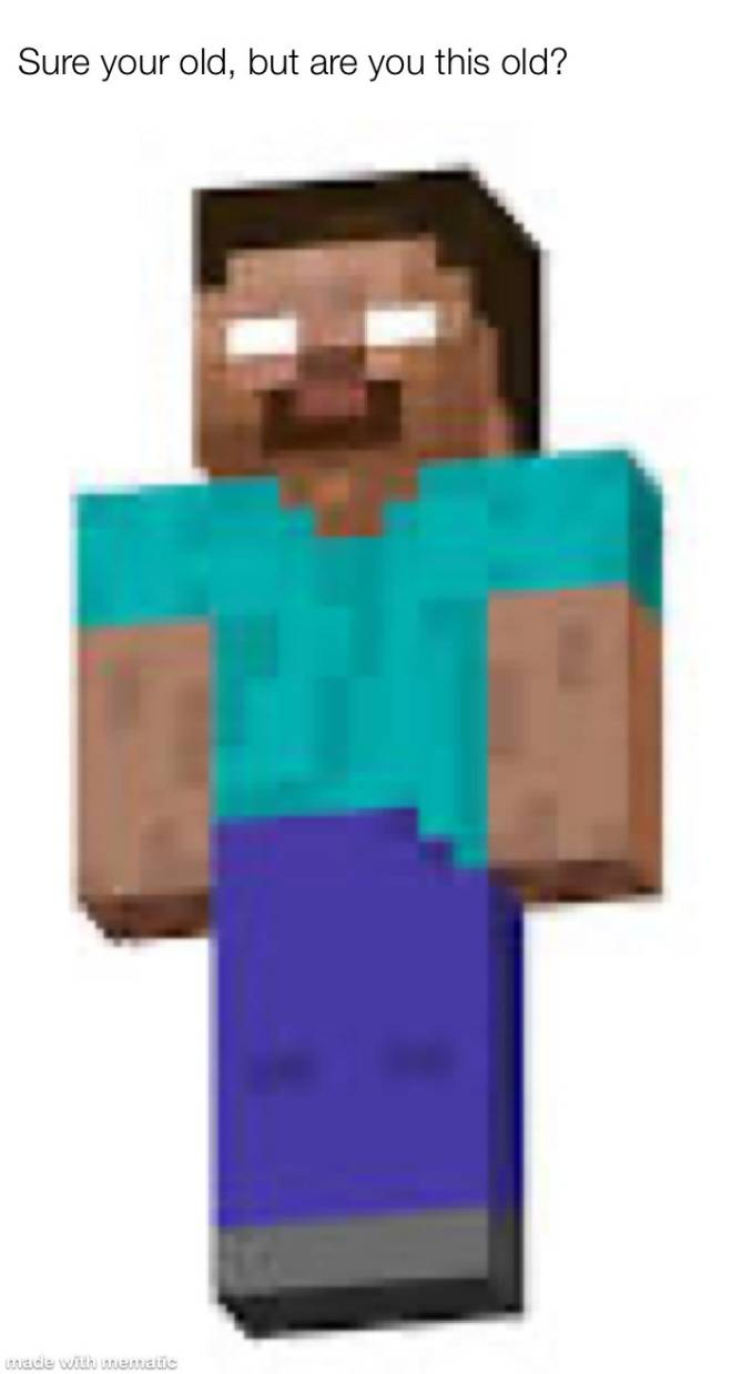 Minecraft: General - Who Remembers Herobrine image 1
