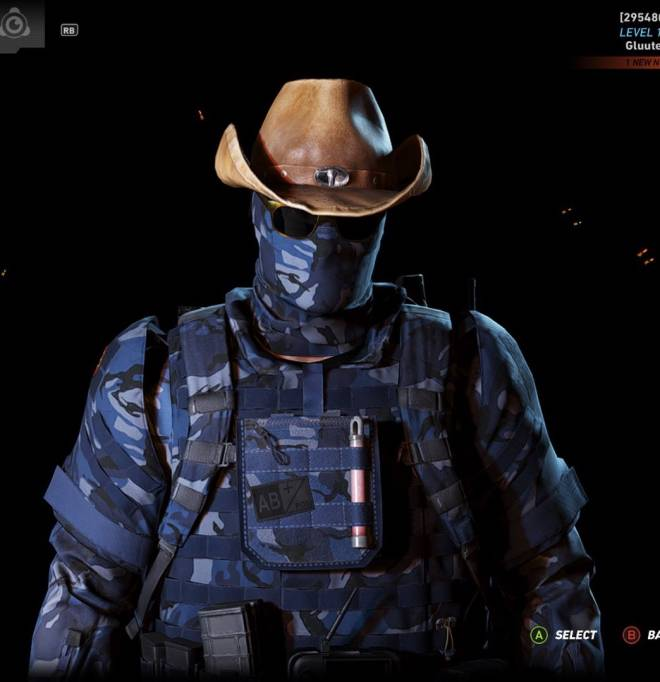 Ghost Recon: General - I need an opinion. Y'all like hat 1 or 2 better? image 2