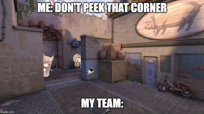 Valorant: Posts - Can I get a team that listens to callouts? image 1