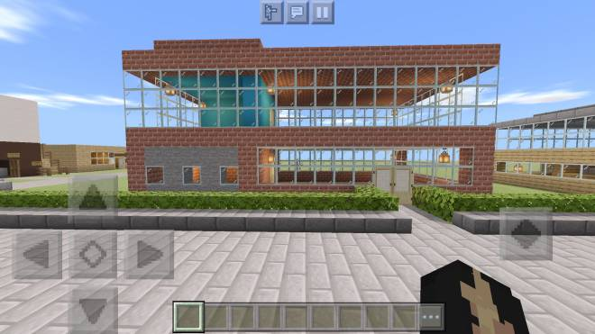 Minecraft: General - I went to this to this image 2