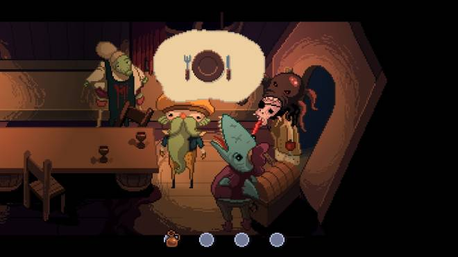 Indie Games: General - Ryan's Always Right: The Supper image 6