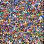 I bet y'all can't find Waldo