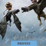 Drones go rrrrr