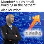 Mumbo the Redstone Master