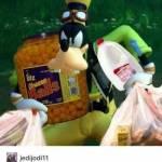 Hyuckin groceries