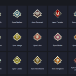 New Apex Legends Badges!