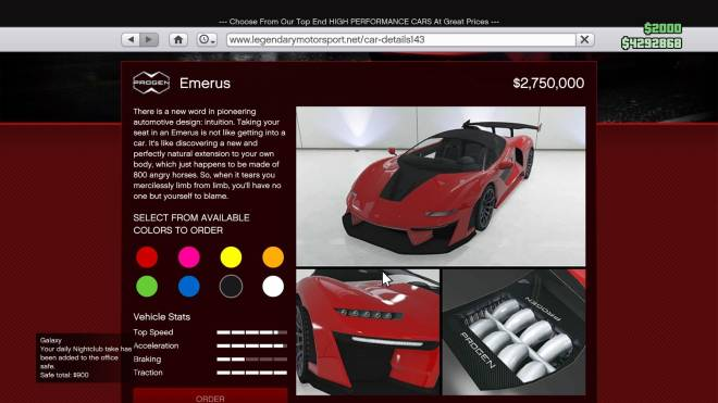 GTA: General - Which Car Should I Get? image 3