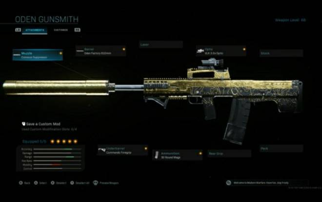 Call of Duty: Event - My loadout and why I use it (ODEN) image 2