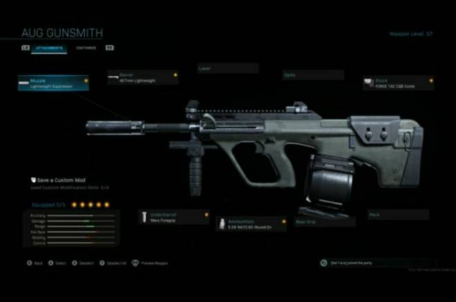 Call of Duty: Event - My loadout and why I use it (AUG) image 2
