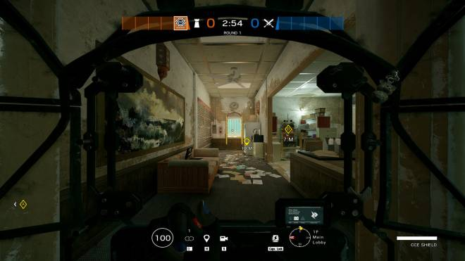 Rainbow Six: Guides - Guide to Playing Clash on Border image 27