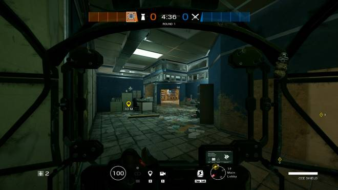 Rainbow Six: Guides - Guide to Playing Clash on Border image 13