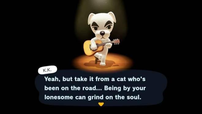 Animal Crossing: Posts - Tidbits of wisdom from K.K. Slider image 4
