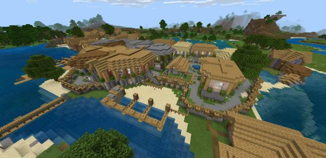 Minecraft: General - Cities image 2