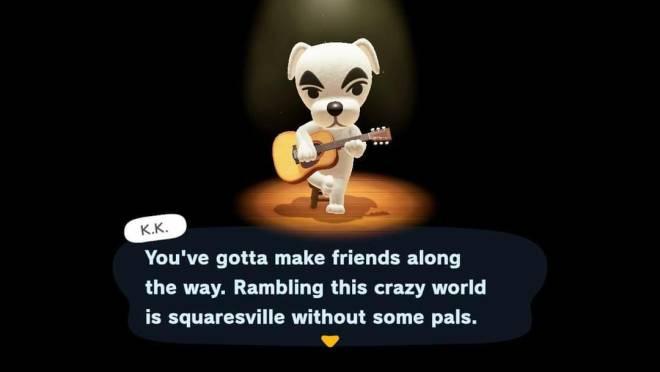 Animal Crossing: Posts - Tidbits of wisdom from K.K. Slider image 3