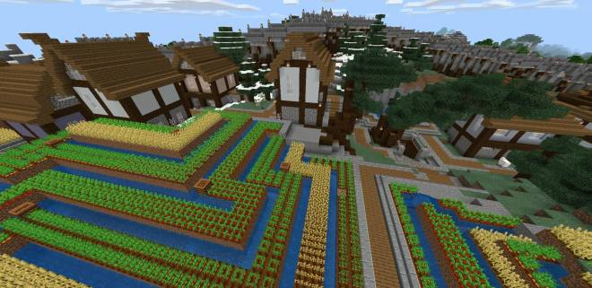 Minecraft: General - Cities image 3