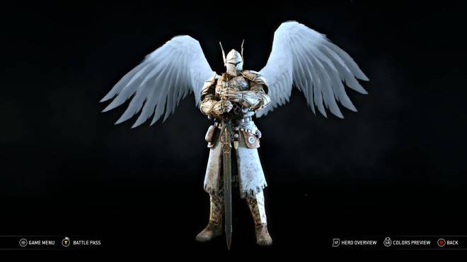 For Honor: General - Angel warden thoughts on it image 1