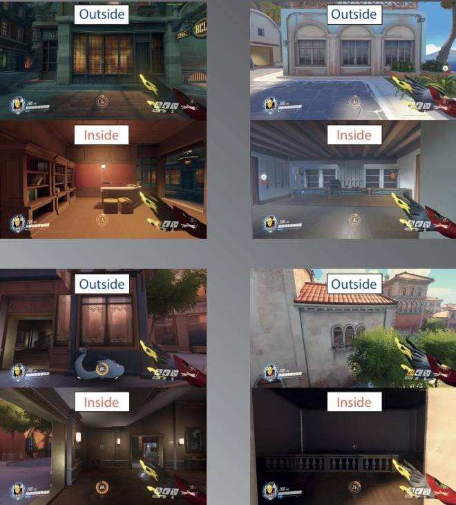 Overwatch: Memes - Where do the windows go?! image 1
