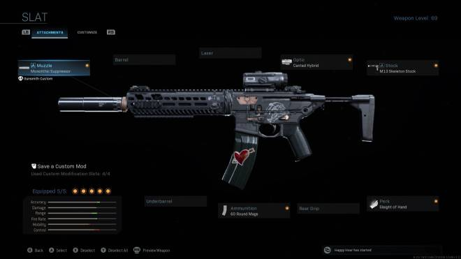 Call of Duty: Event - My warzone/matchmaking loadout image 2