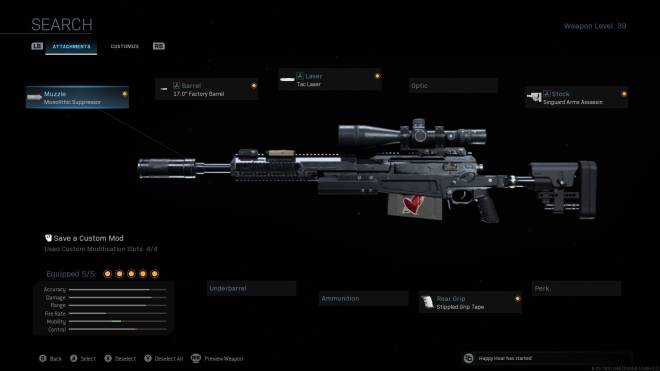 Call of Duty: Event - My warzone/matchmaking loadout image 1