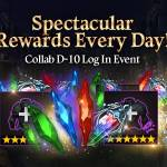 [Event] Collaboration D-10 Login Event (8/29 ~ 9/7 CDT)