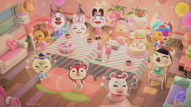 Animal Crossing: Posts - Chrissy's Birthday image 5