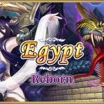 Mythic summons Part 4: Egypt Reborn release Notice