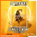 MK 11 Free Giveaway