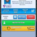 Need clan members