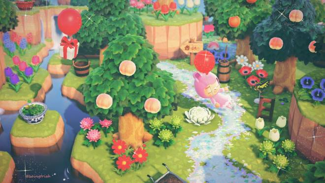 Animal Crossing: Posts - Float away image 3