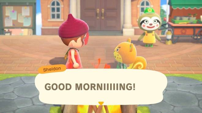 Animal Crossing: Posts - GOOD MORNING as Sheldon would say 😊 image 2