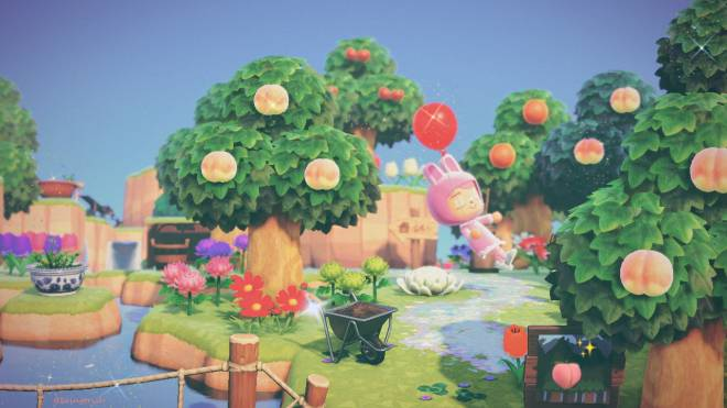 Animal Crossing: Posts - Float away image 2