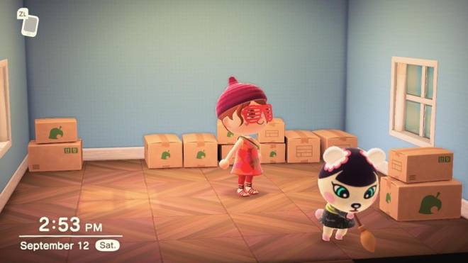 Animal Crossing: Posts - If anyone would like to come get Pekoe she is moving out 😭😭 image 2