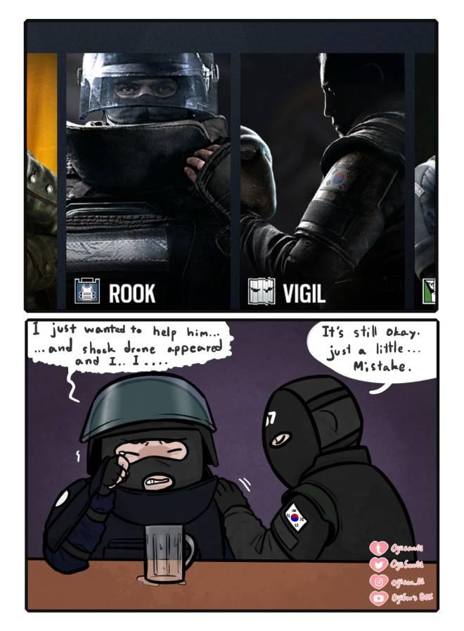 Rainbow Six: Memes - 😔 image 2