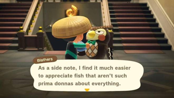 Animal Crossing: Posts - Catch of the Day! Golden Trout! image 4