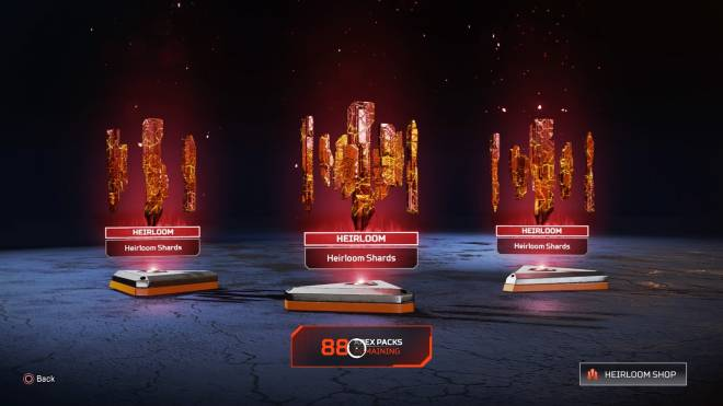 Apex Legends: General - I've been playing since the game launched and I FINALLY GOT MY HEIRLOOM!!!! image 1