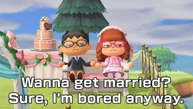 Animal Crossing: Posts - Caveman & Sugarplum's Marriage!?😱🤔 ❤ image 4