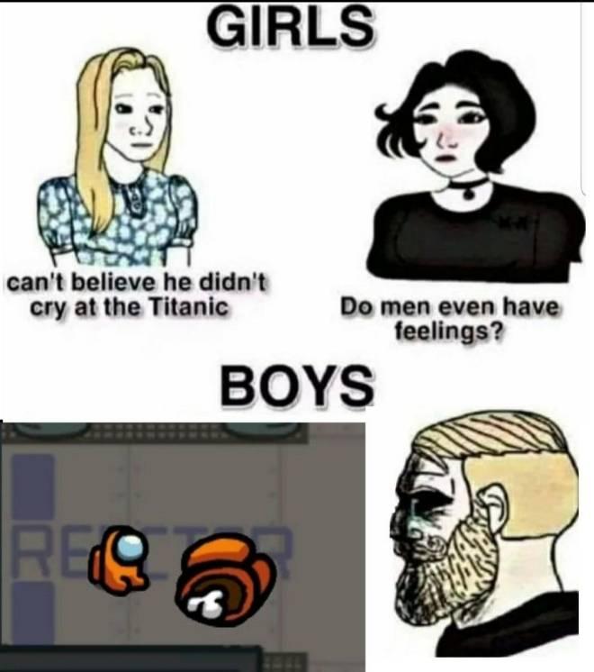 Among Us: Posts - Meme image 1