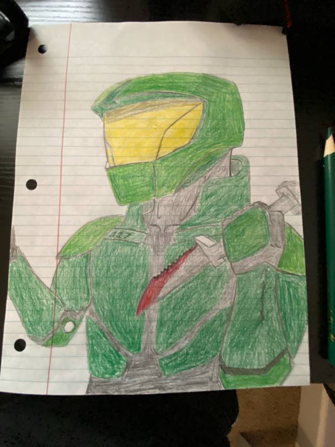 Fortnite: General - I finished adding color,like and follow for me to add marker or pen image 1