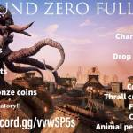 GROUND ZERO FULL PVP PS4