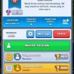 I need clan members please