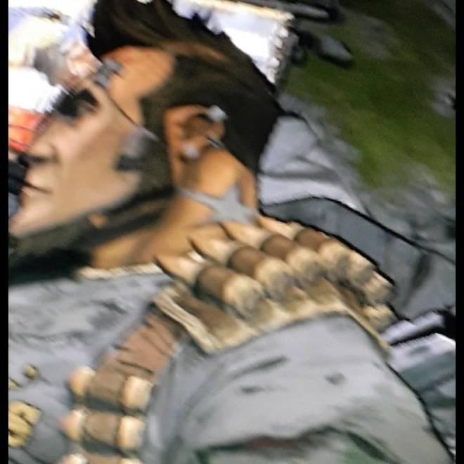 Borderlands: General - Salvador is a confined Joestar image 2