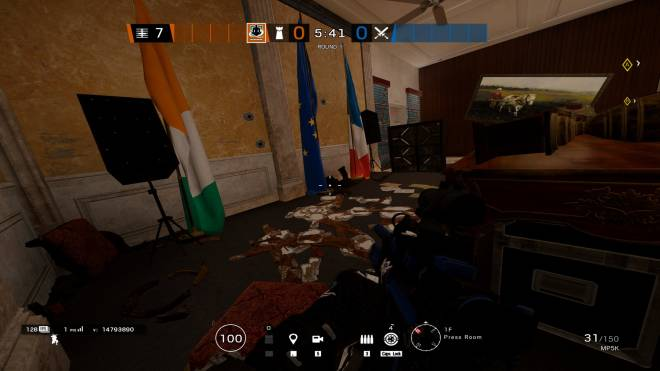 Rainbow Six: Guides - Guide to Playing Wamai on Consulate image 23