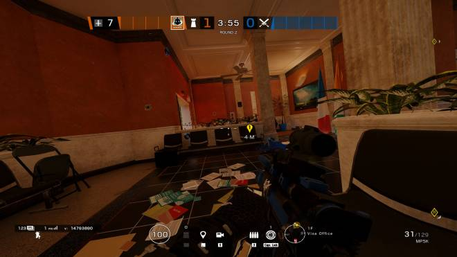 Rainbow Six: Guides - Guide to Playing Wamai on Consulate image 35
