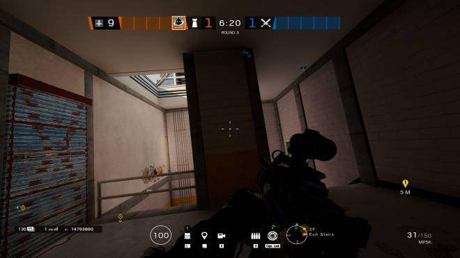 Rainbow Six: Guides - Guide to Playing Wamai on Consulate image 9