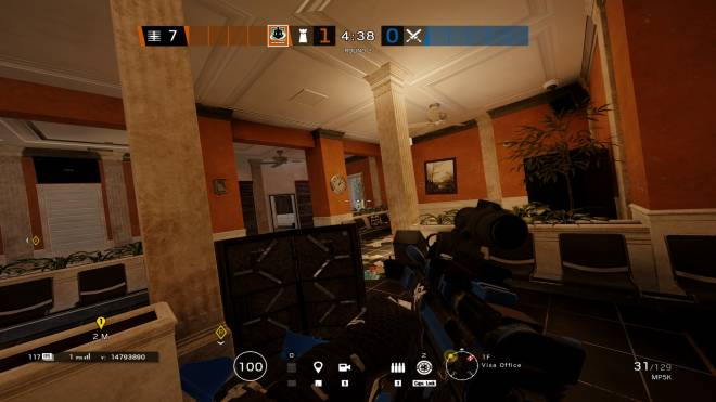 Rainbow Six: Guides - Guide to Playing Wamai on Consulate image 33